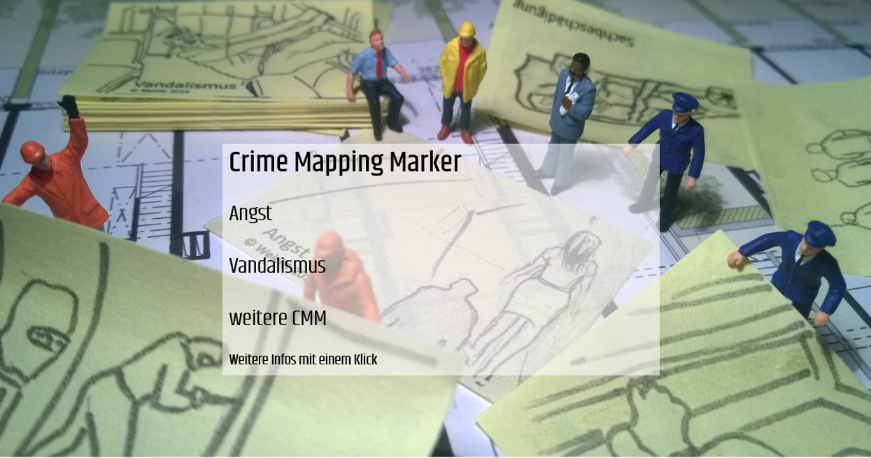 Crime Mapping Marker